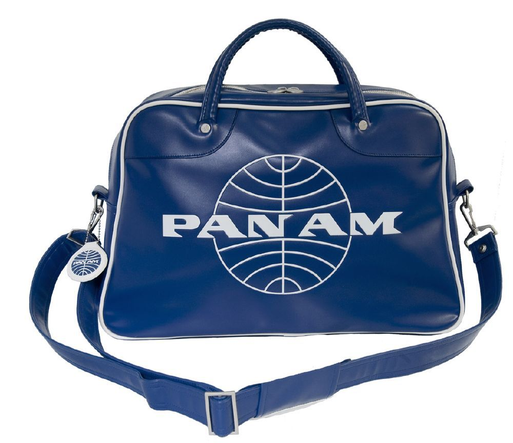 0ef4957e1b Pan Am Originals Luggage - Orion Travel Bag. With Pan Am Airlines Classic  Logo
