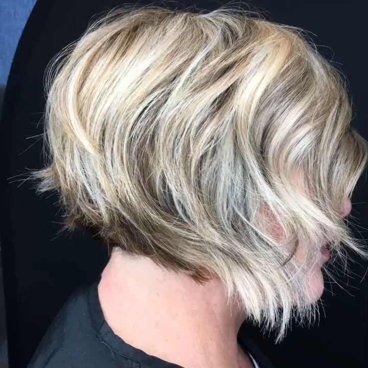 Photo of Taglio di capelli bob bob strutturato