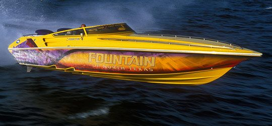 Fountain Boats For Sale >> 2011 Fountain Boats 32 Center Console Awesome Boats Fountain