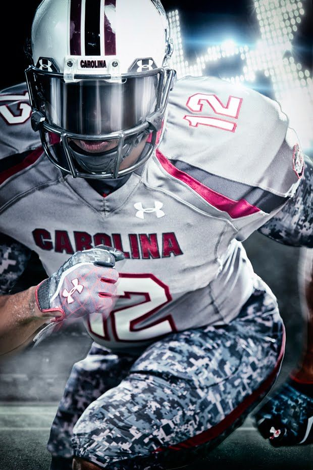 c6e5878e44a Under Armour x South Carolina Custom
