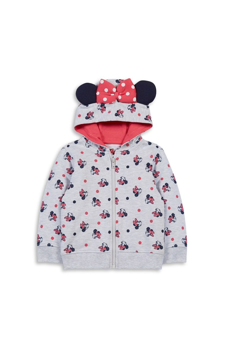 5ec1d0a64 Primark - Baby Girl Minnie Mouse Hoodie | primark baby girl Clothing ...
