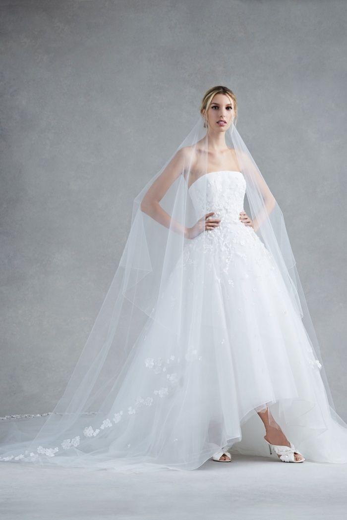 Oscar de la Renta Bridal 2017 Fall / Winter Dresses | Campaign ...