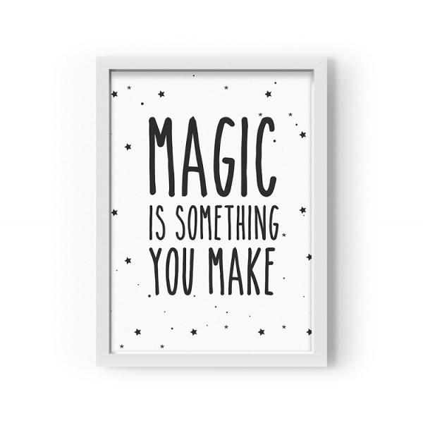 "Lámina ""Magic"" - Eef Lillemor"