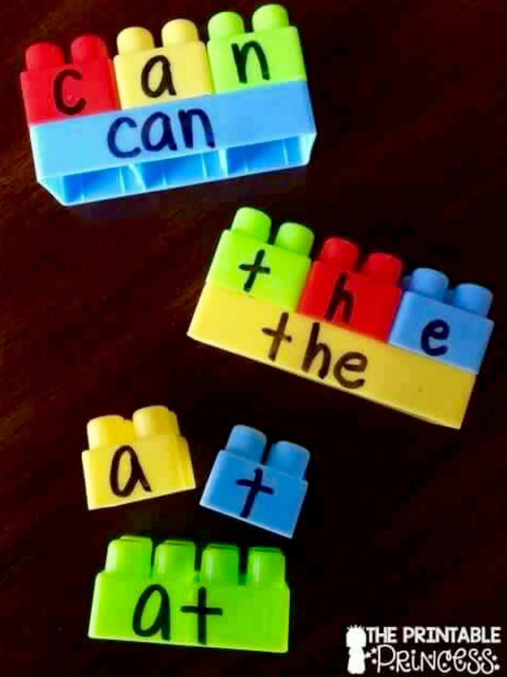 Kids Spelling Idea