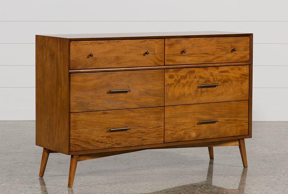 Best Alton Cherry Dresser In 2020 Cherry Dresser Mid Century 640 x 480