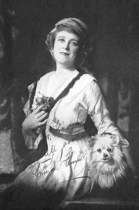 Frieda Hempel (1885-1955) German soprano