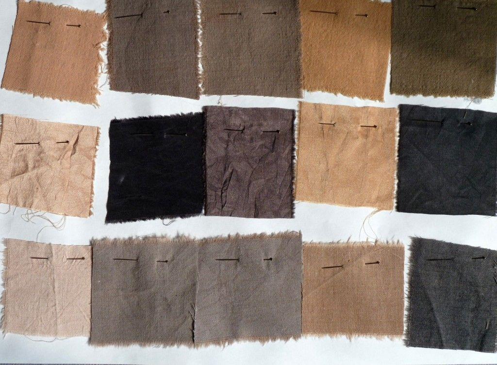 initiation aux teintures naturelles color material. Black Bedroom Furniture Sets. Home Design Ideas