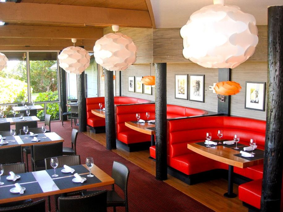 awesome restaurant design with outstanding interior decorations rh pinterest com