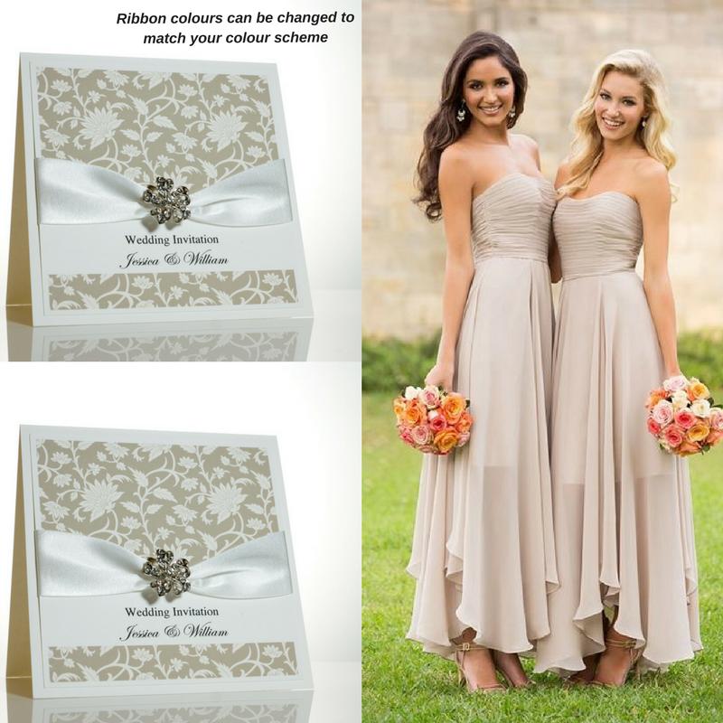 Neutral Wedding Colour Scheme. Neutral Wedding Invitations