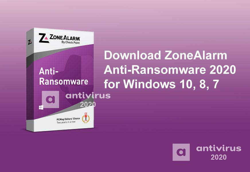 Download Zonealarm Anti Ransomware 2020 Instapaper Data Backup