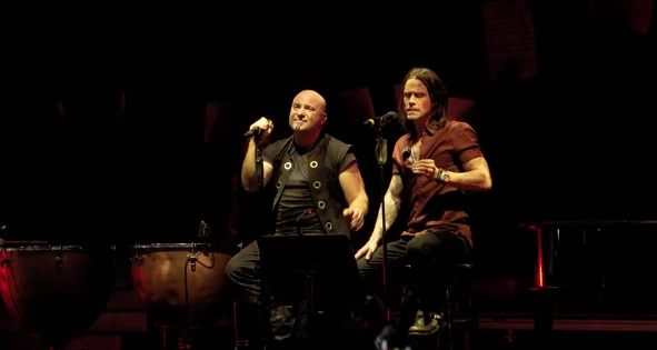 Disturbed y Myles Kennedy interpretan juntos The Sound Of Silence