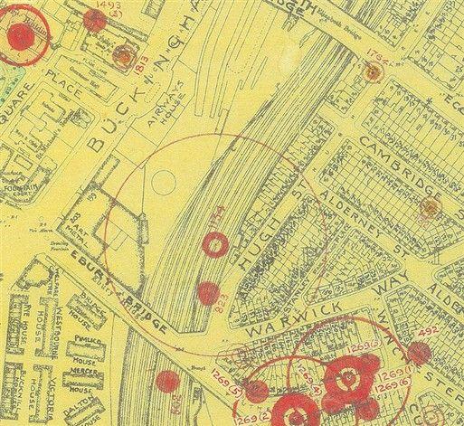 Photo:Bomb Map: Ebury Bridge