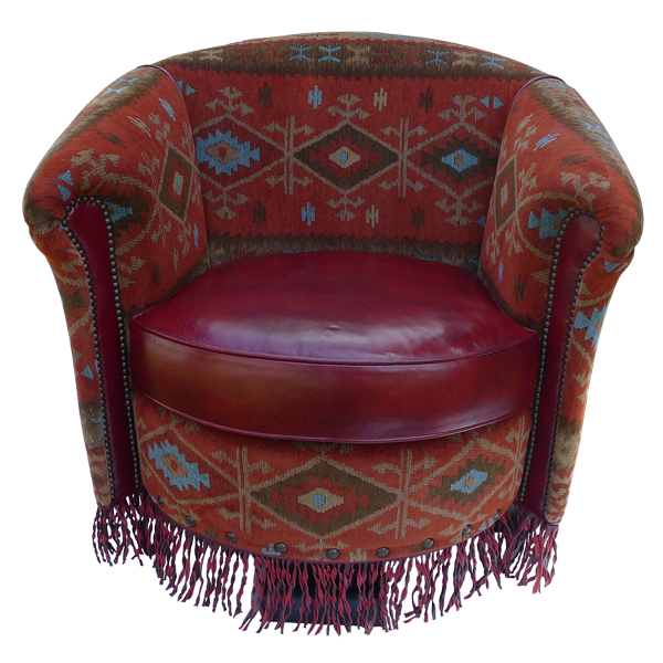 Jacinto Horseshoe Chair Western Chairs Western Living