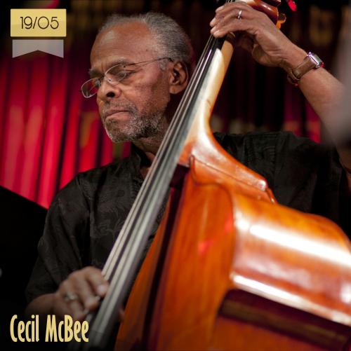 19 de mayo | Cecil McBee - @MusicaHoyTop | Info + vídeos