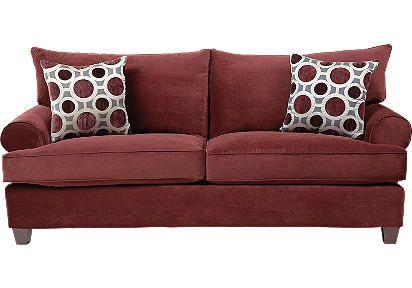 Salt Lake City Raisin Sofa