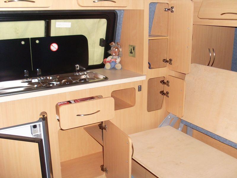 VW Camper Interior Plans   Interiors   SJS VW Camper Interiors Garage Unit  9a Balmoral Business