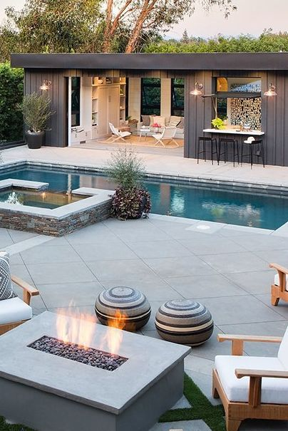 Photo of 22 Pool House Design Ideas That Make Life Feel Like a Permanent Vacation