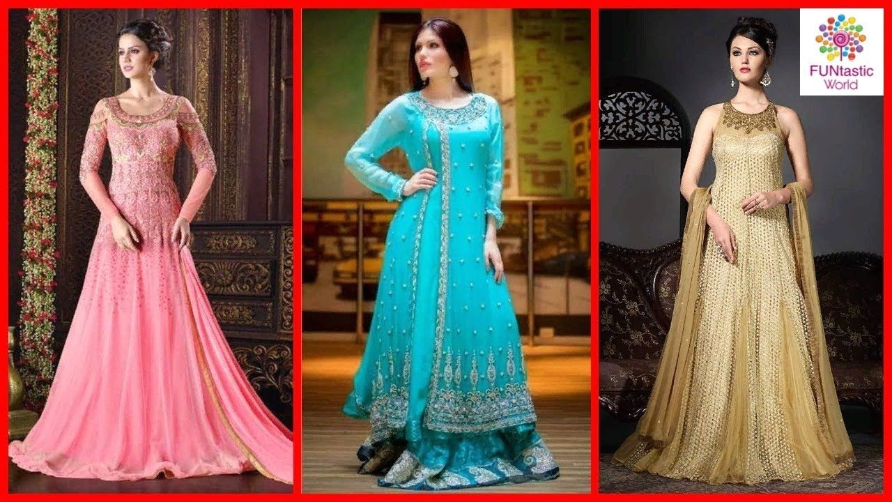 Beautiful & Stylish Party Wear Dress Designs for Girls & Women ...