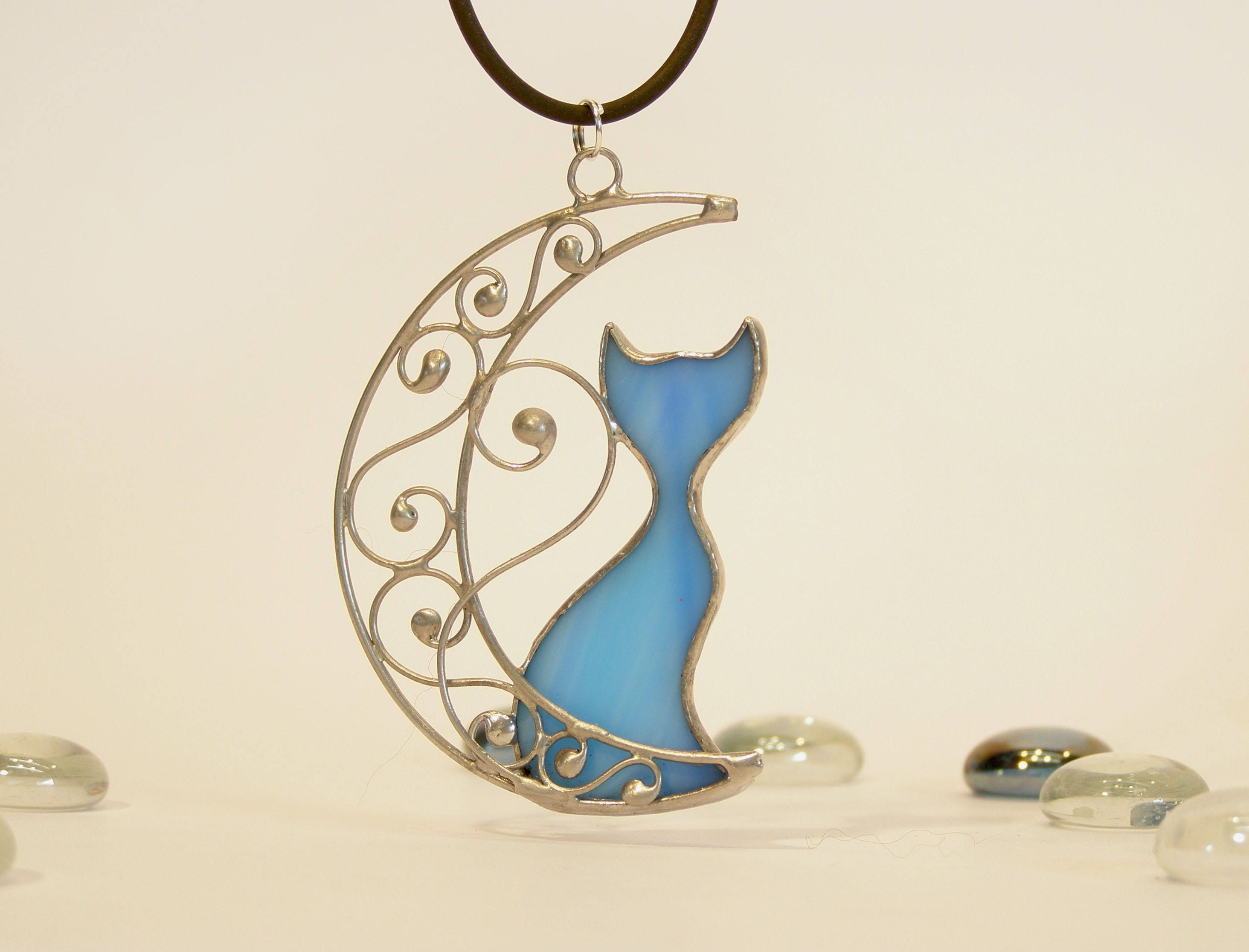 jewelry jewellery necklace products image petite purrfect the cat druzy accessory