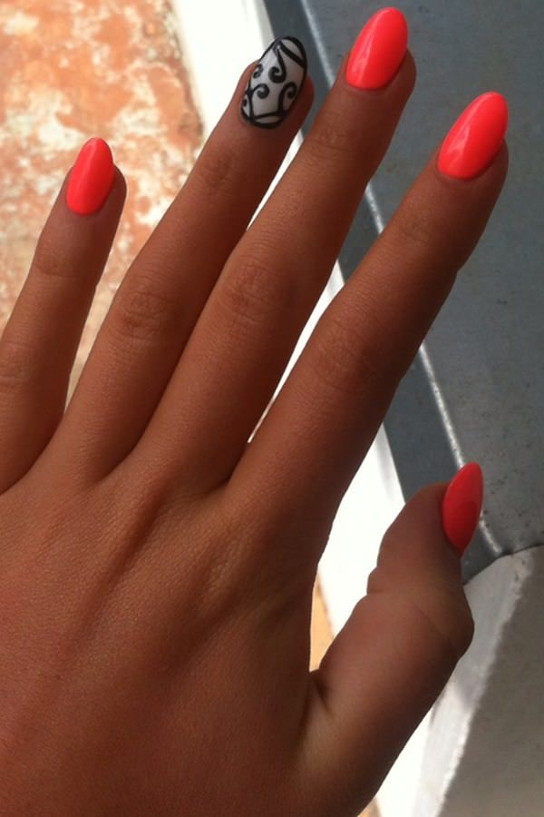 45 Spectacular Neon Nail Designs for 2017   Neon nail designs, Neon ...