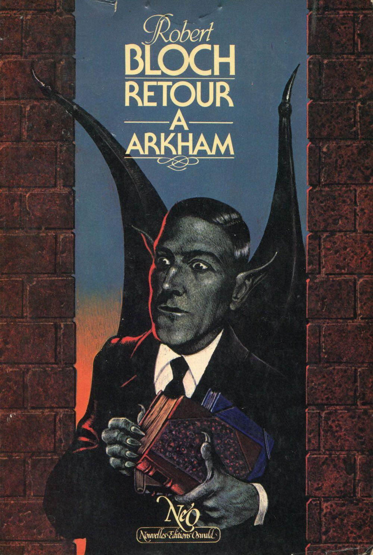 Neo 022 Robert Bloch Retour A Arkham Horror Paperback