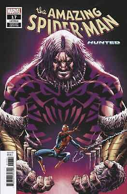 AMAZING SPIDERMAN 17 vol 5 1:25 CORY SMITH VARIANT NM HUNTED PART 1