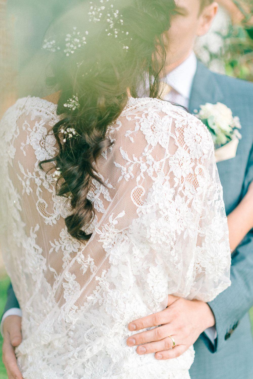 White Mischief Bride Selina marries Matt