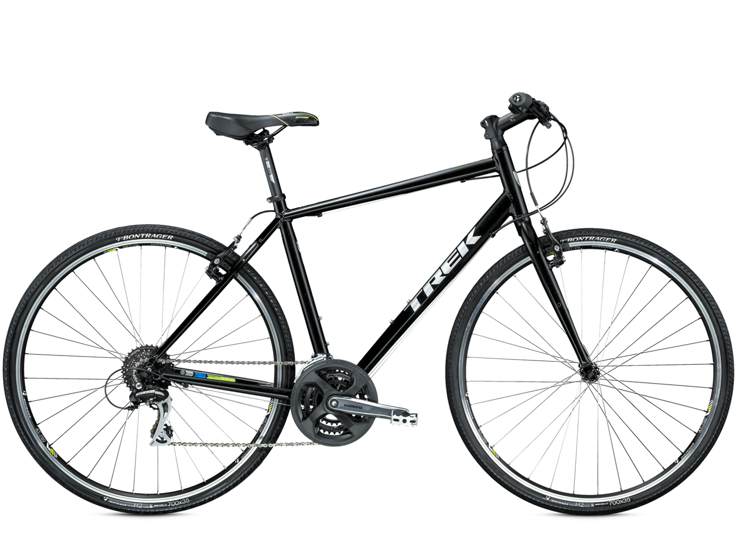 7 2 Fx Duotrap S Trek Bicycle Just Got This Bike And Love It