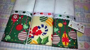 artesanato de natal panhos de prato - Buscar con Google