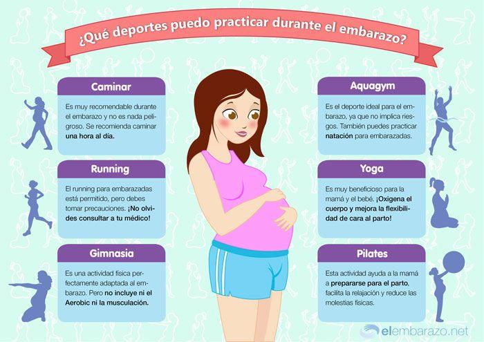 puedo caminar durante el embarazo