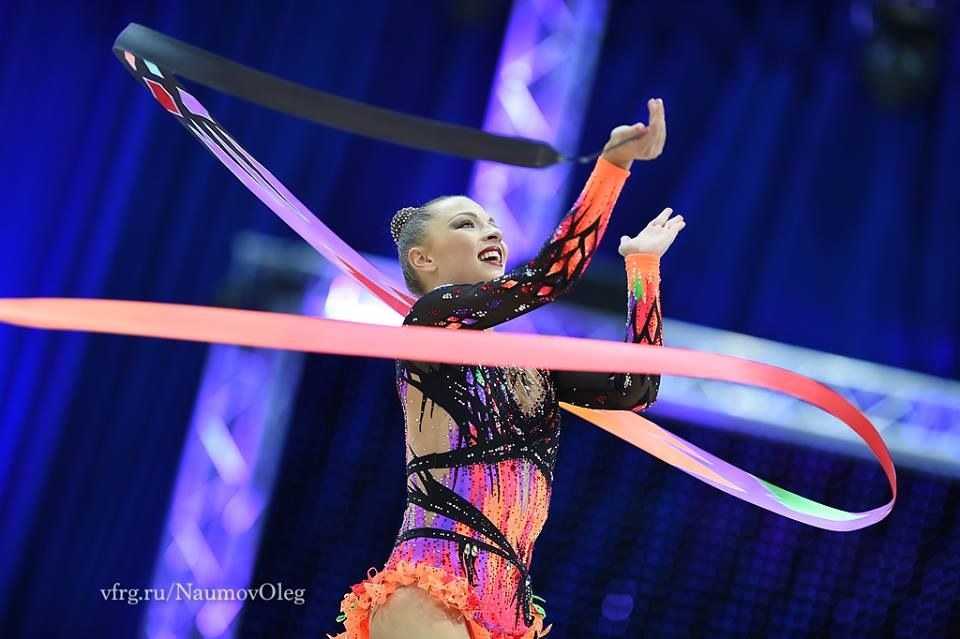 Melitina Staniouta (Belarus), World Cup (Minsk) 2016