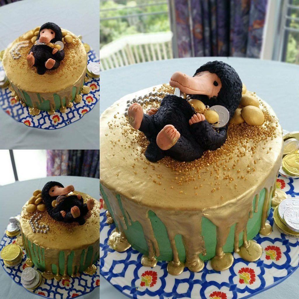 niffler cake baking and decorating pinterest. Black Bedroom Furniture Sets. Home Design Ideas