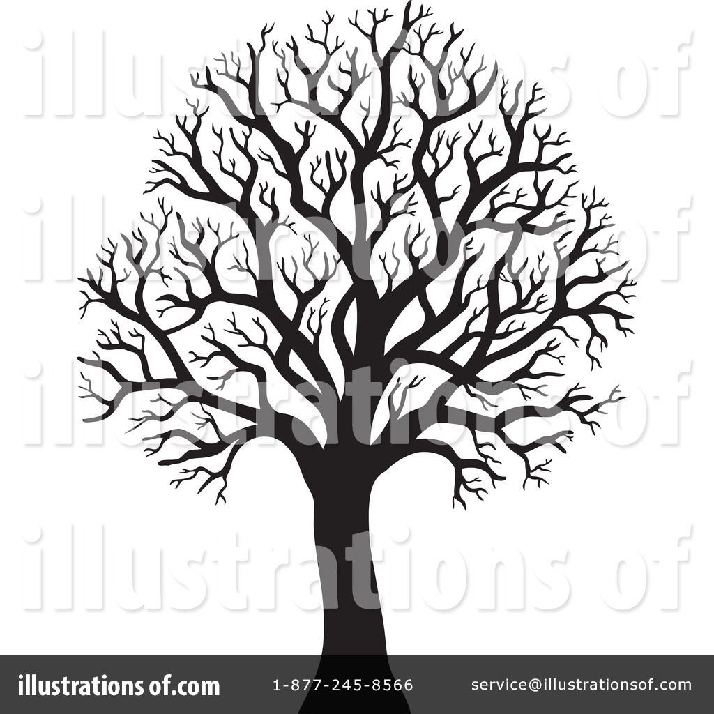 bare tree clipart | Bare tree, Tree clipart, Tree illustration
