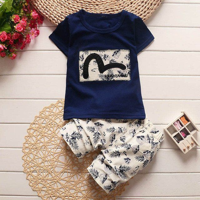 c467b698754f Adorable baby boy summer outfit includes Shirt and Shorts Perfect for any  occasion Lightweight and breathable fabric makes this set comfortable True  to size
