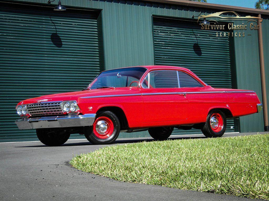 1962 Chevrolet BEL AIR Survivor Classic Car Services LLC