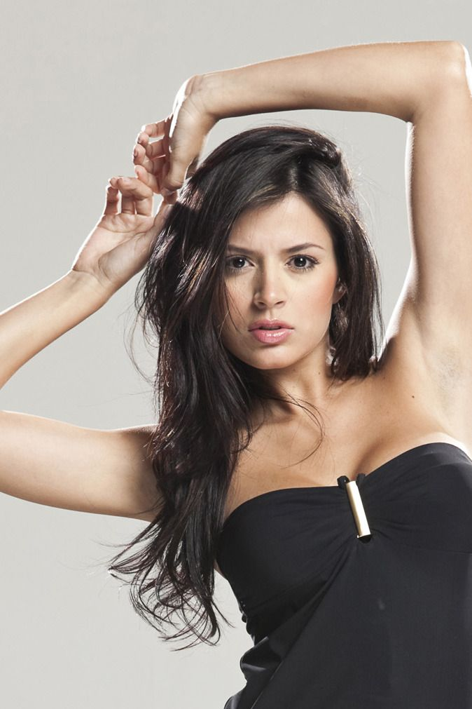 Liz Henao . Colombia's Next Top Model, Cycle 1 Episode 0