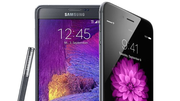 Report Apple And Samsung In Talks To Adopt E Sim Technology Samsung Galaxy Galaxy Note 4 Samsung Galaxy Note