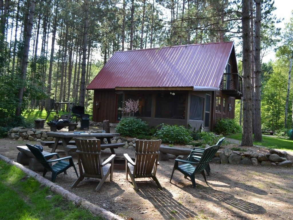 Cabin vacation rental in brainerd from vacation