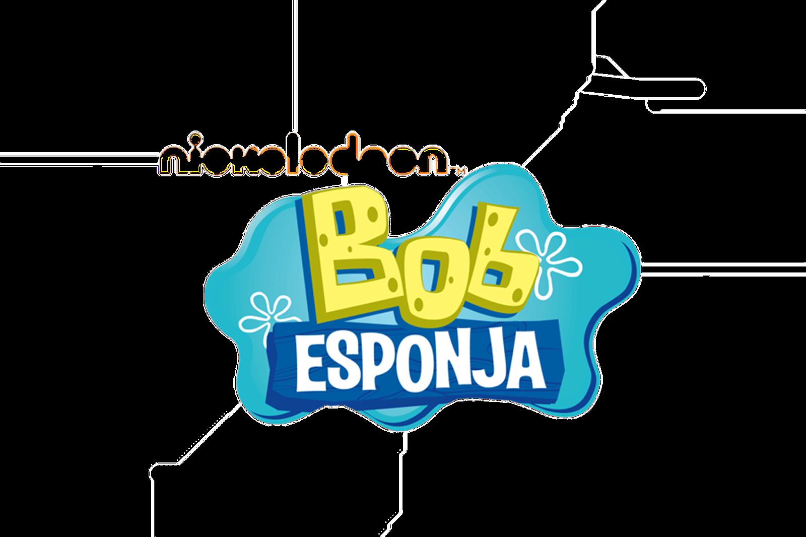 Logo Bob Esponja Png 1600 1066 Bob Esponja Bob Esponja Letra Esponja