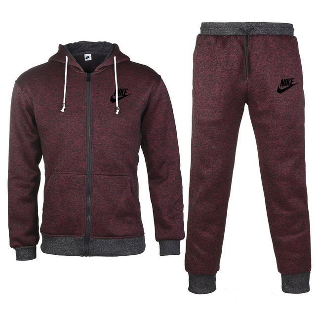 426d0a529c9b Mens Maroon Nike JumpSuit set  fashion  clothing  shoes  accessories   mensclothing  activewear (ebay link)