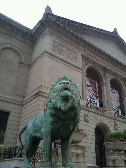 Every Refined Man Should Visit This Place I Could Spend Hours Or Days There Art Institute Of Chicago Art Art Institutes