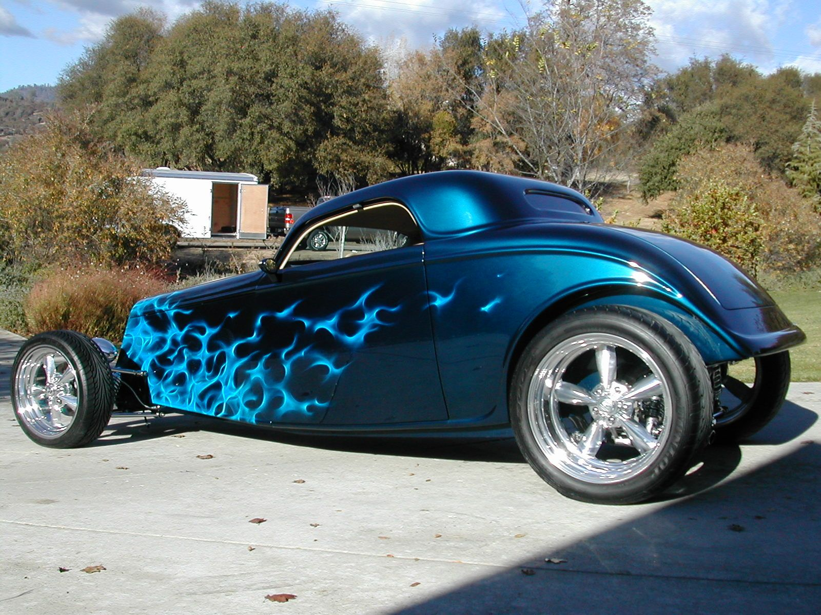 hot rods and girls Ford Speedster Hot Rod wallpapers and
