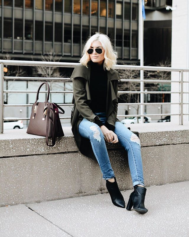 Montreal Winter Fashion: Montreal Bound W/ @wmontreal