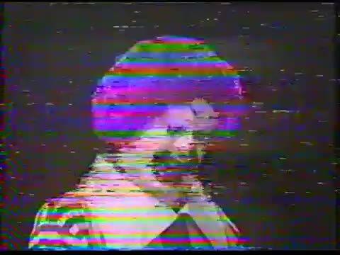 creepy vhs ronald | Hotline Miami | Horror art, 80s