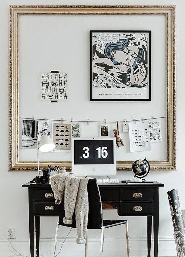 Diy d cor wall art quadri fai da te house of ideas pinterest industrial apartments and - Decor art quadri bari ...