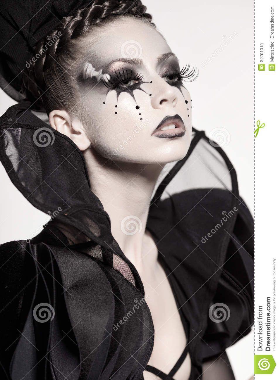 Maquillaje fantasia buscar con google maquillaje pinterest