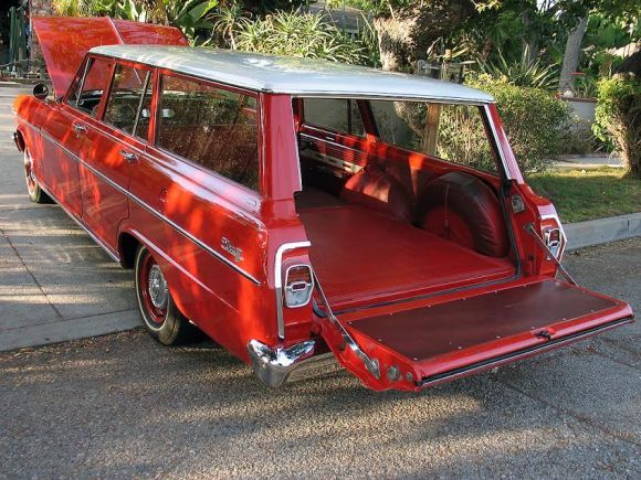 Seller Submission Original Paint 1962 Chevy Ii Nova