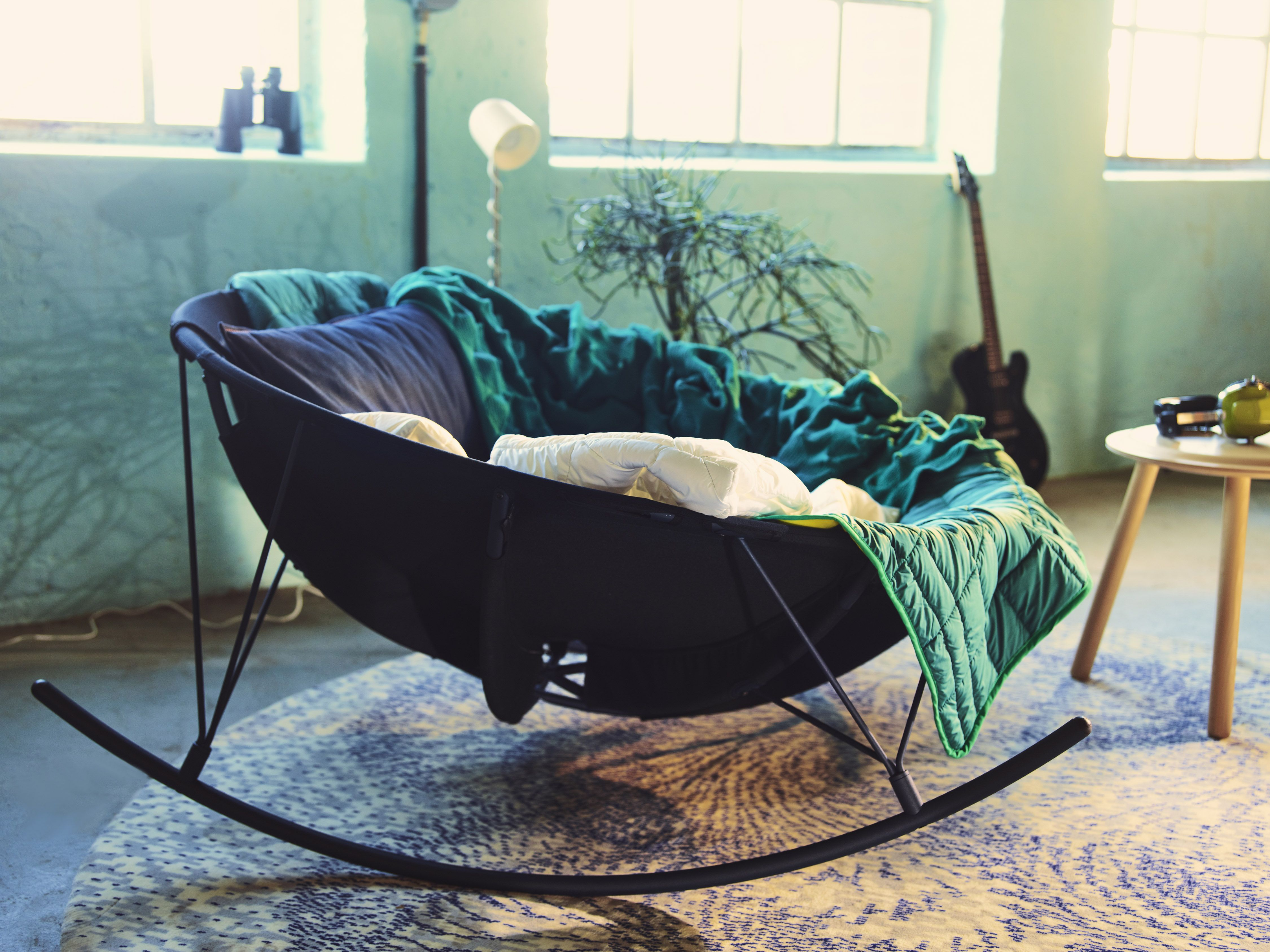 Ikea Schommelstoel Rocking Chair, Baby Sofa Chair, Bedroom Chair, Pod Chair,