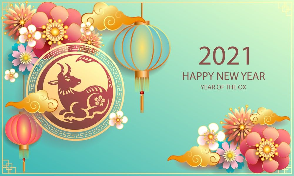 Chinese New Year 2021 Images and Wallpaper in 2020