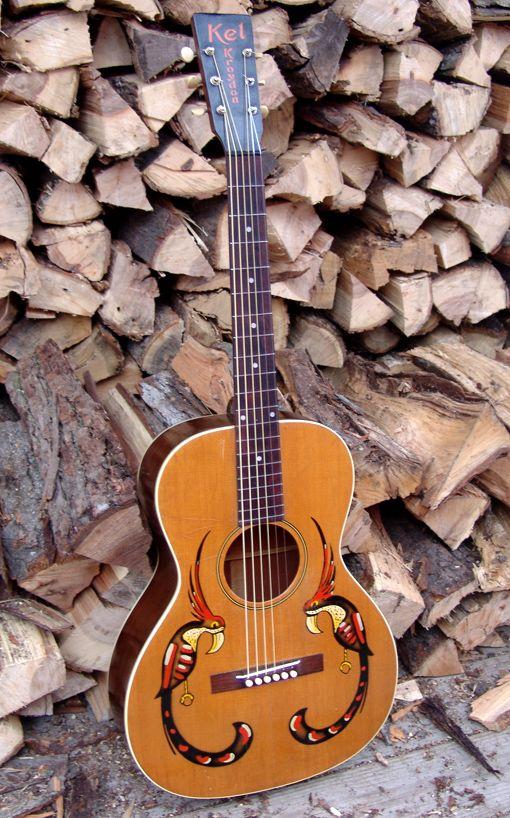1931 Gibson Kel Kroydon